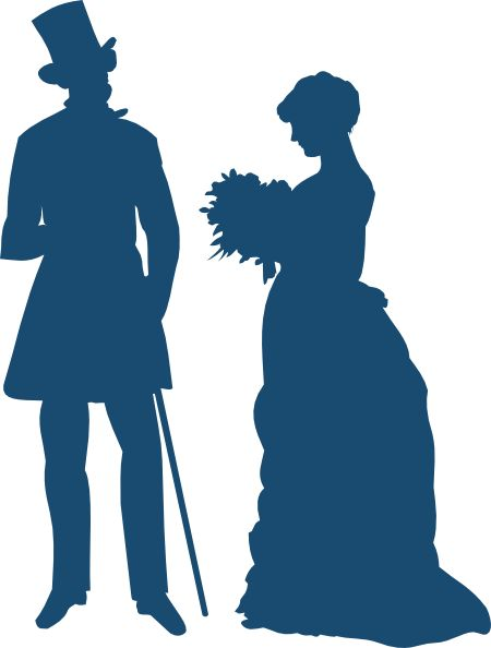 450x594 145 Best Victorian Silhouettes Images On Silhouettes