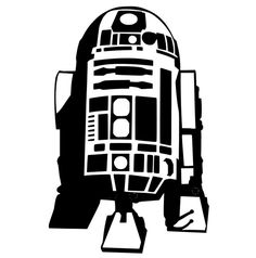236x238 Download Your Free R2d2 Stencil Here. Save Time And Start Your