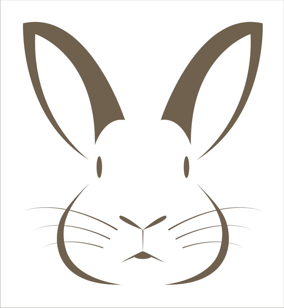 570x618 Bunny Rabbit