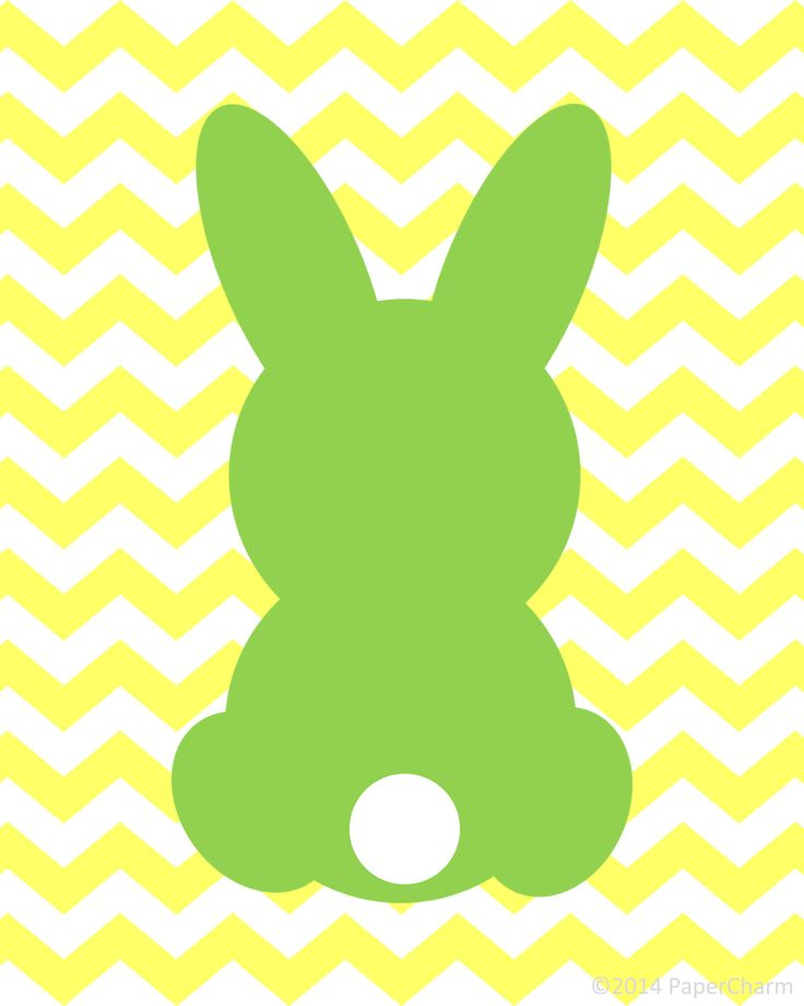 736x920 Easter Bunny Silhouette Printable Merry Christmas And Happy New