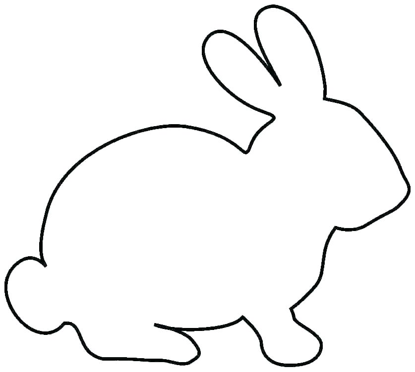837x752 Bunnies Coloring Pages Bunny Coloring Sheets Free Coloring Bunnies