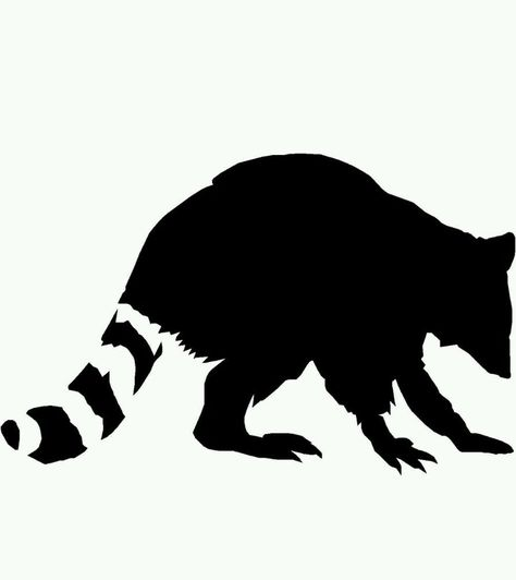 474x532 Raccoon Coon Decal Choose Color! Vinyl Sticker Wild Animal City