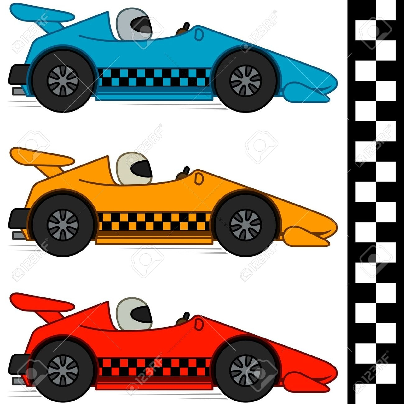 1300x1300 Race Car Clipart Rally Car 3833189