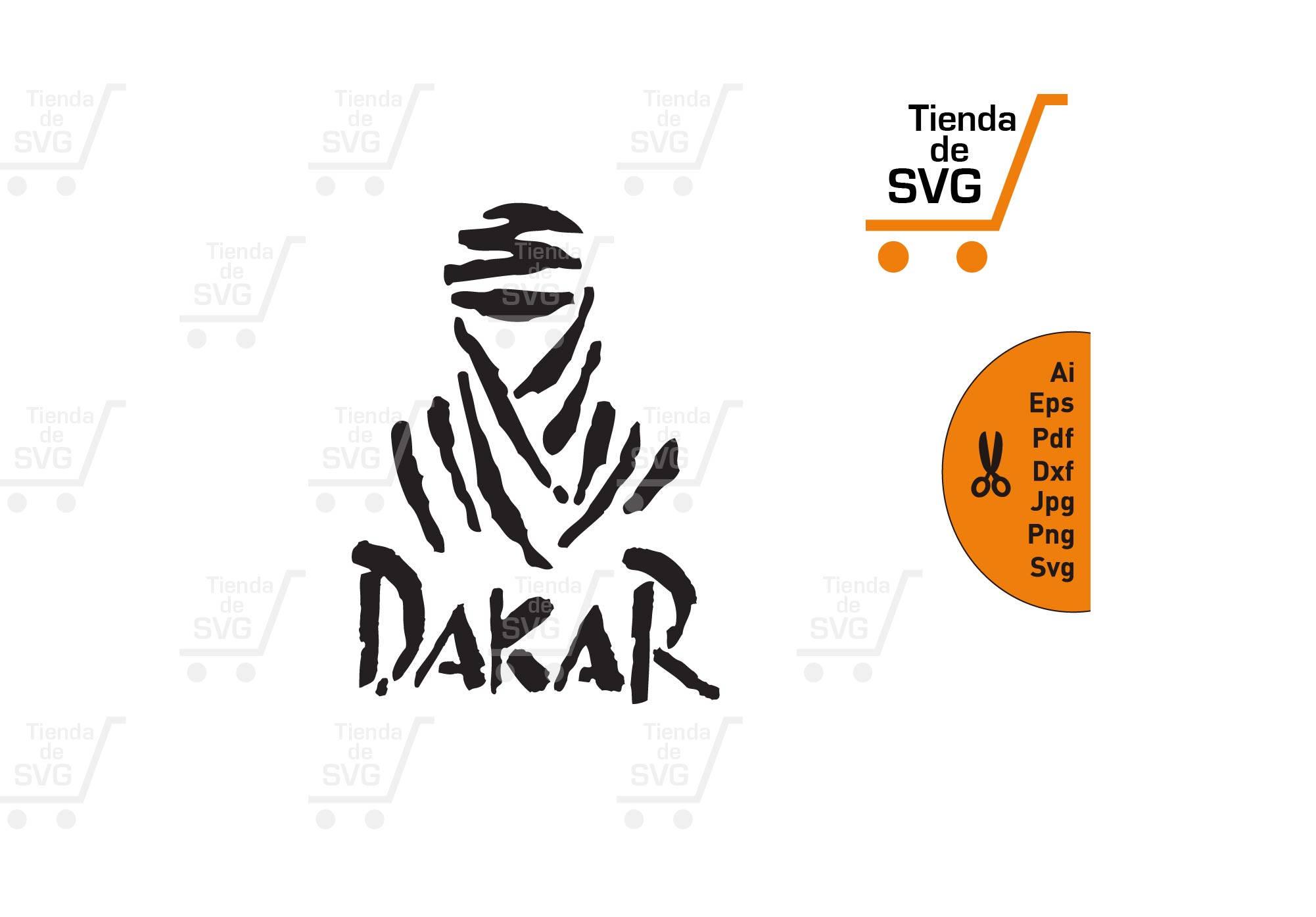 2002x1395 Dakar Svg, Race Svg, Race, Rally Raid Svg, File Jpg Psd Ai Dxf Eps