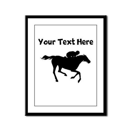 460x460 Horse Racing Posters
