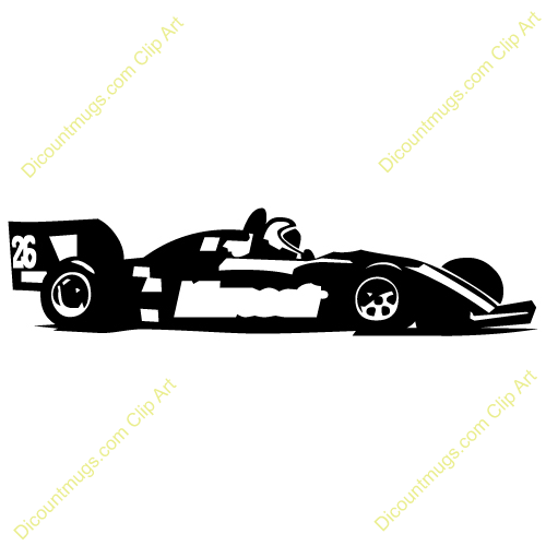 500x500 Vinyl Graphics For Formula Cars