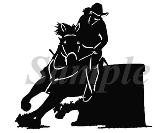 340x270 Horse Silhouettes Etsy