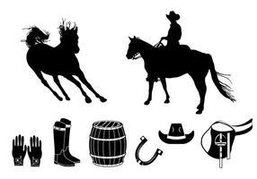 286x200 Horse Free Vector Art