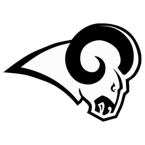 500x500 St. Louis Rams Logo Clip Art