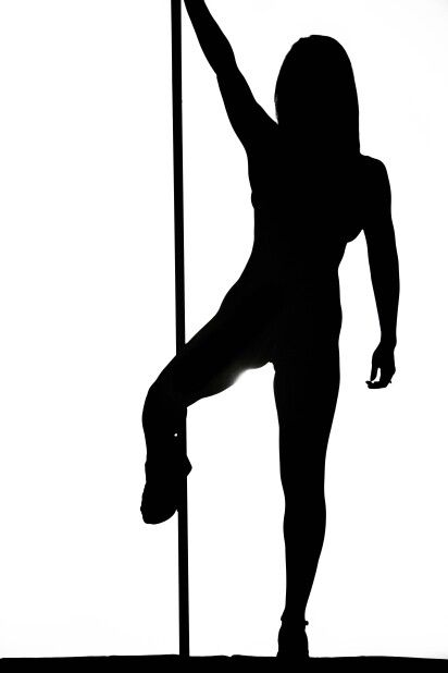 412x618 Silhouette Pole Wrap Silhouette