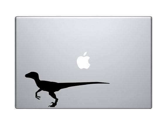 570x428 Raptor Silhouette Vinyl Decal For Your Car Or Laptop.