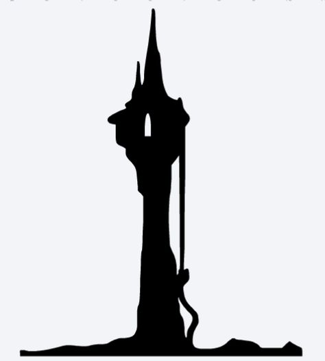 474x526 Grimm Fairy Tales Rapunzel's Tower