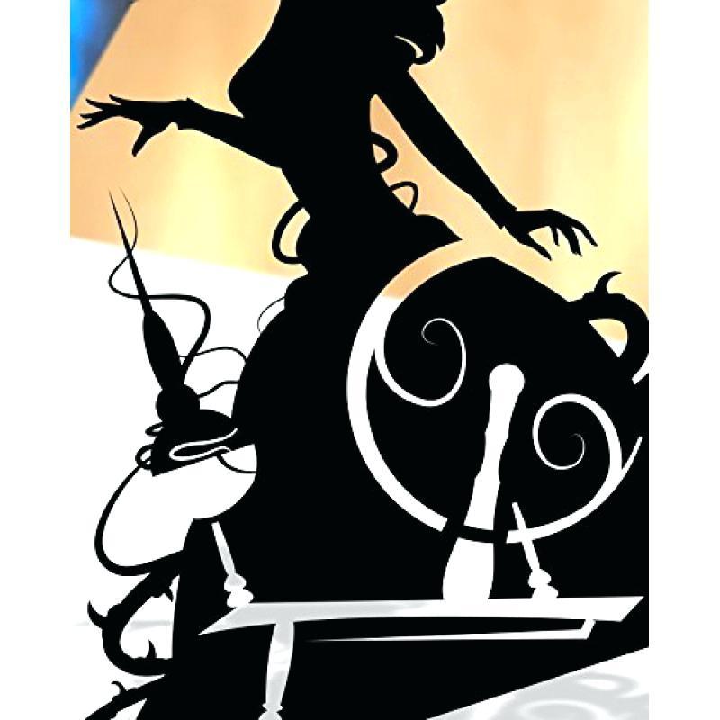 800x800 Rapunzel Silhouette Rapunzel Face Silhouette