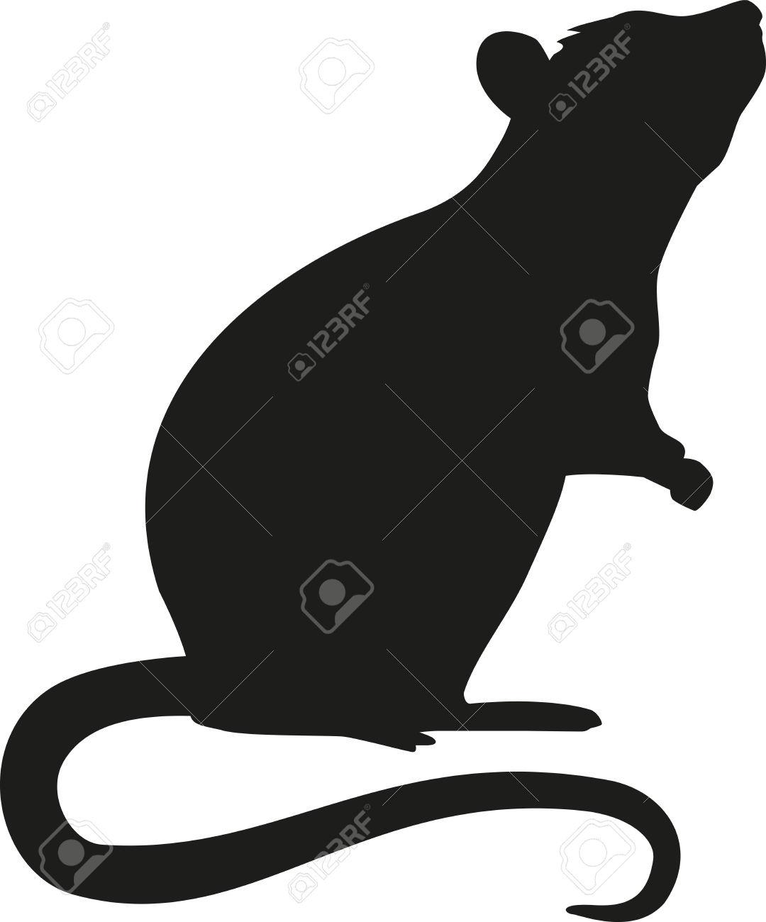 Rat Silhouette