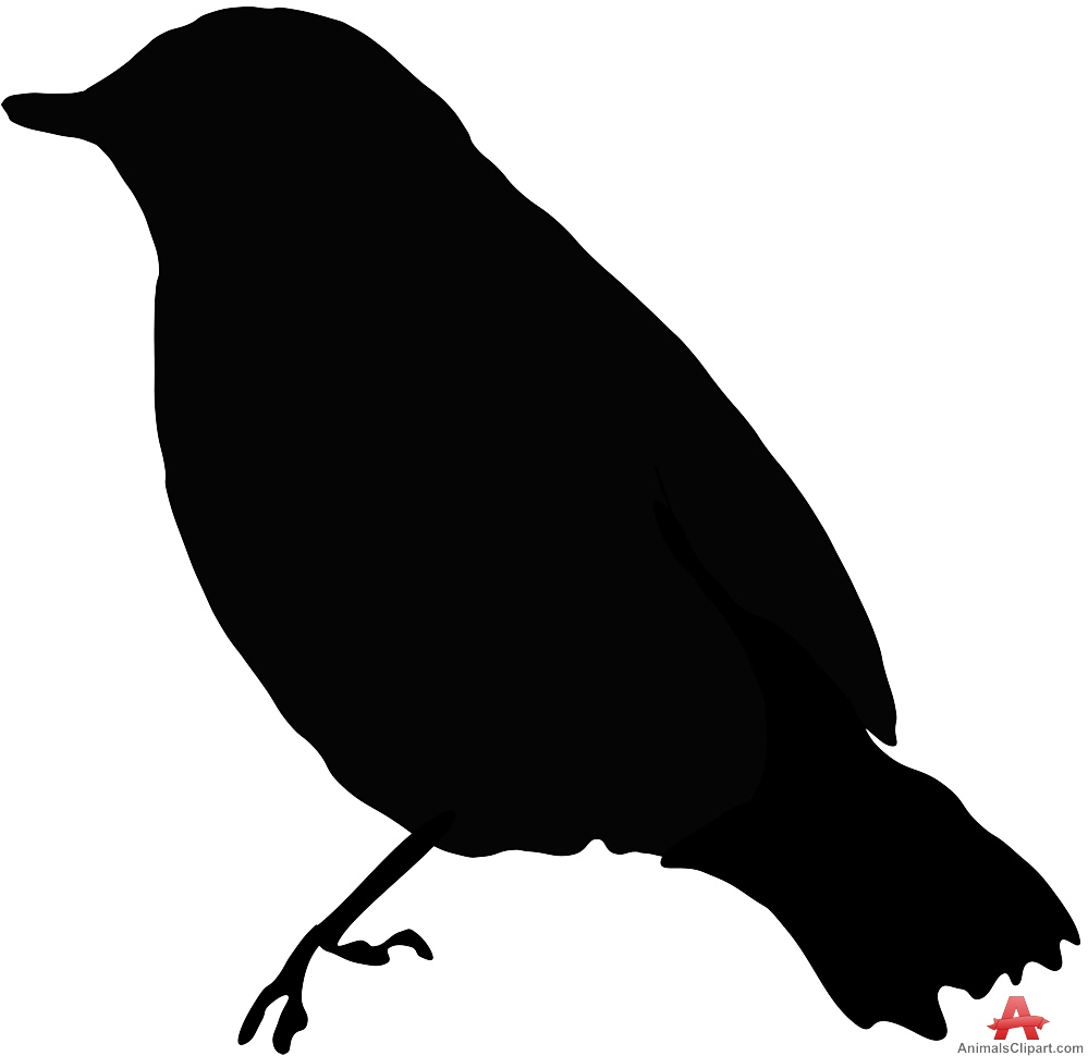 raven bird silhouette at getdrawings com free for personal use rh getdrawings com