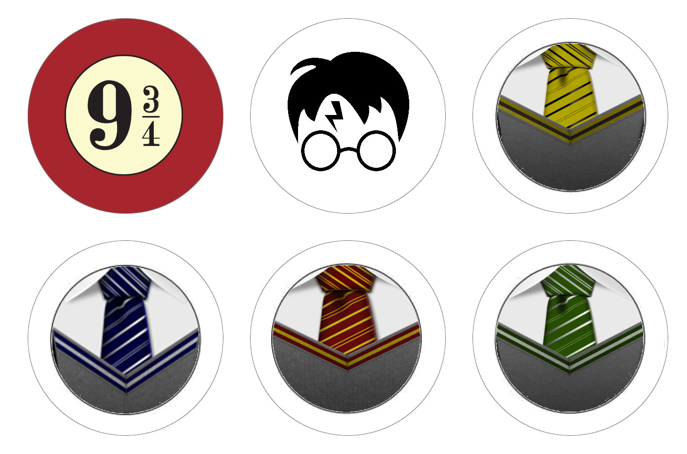 1390x920 Harry Potter Inspired 1 Pinback Buttons Harry
