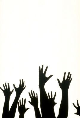 269x396 Hands Reaching Up