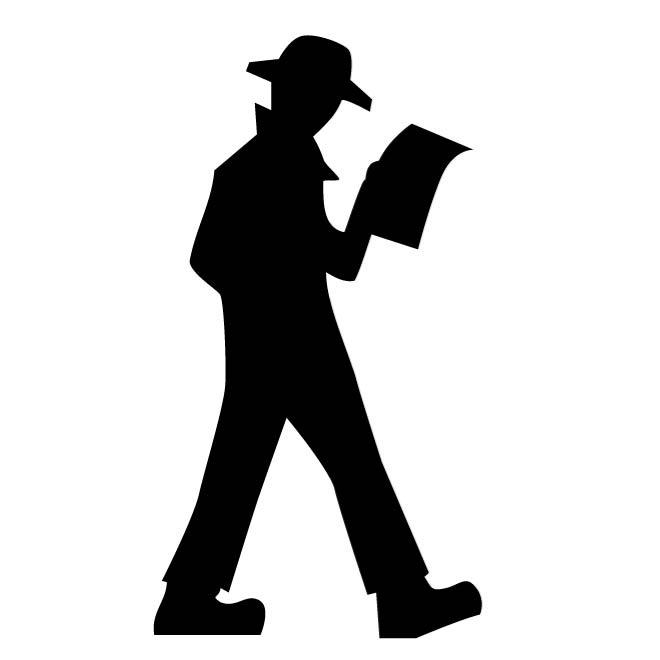 660x660 Man Reading A Book
