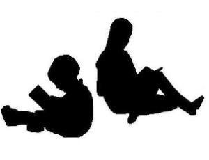 300x230 Children Reading Books