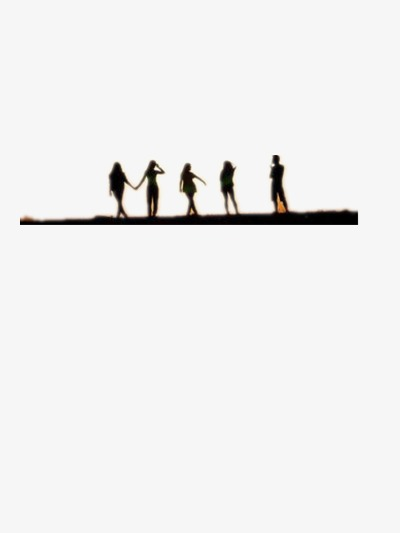 400x533 Youth Silhouette Figures, Youth, Black, Silhouette Figures Png