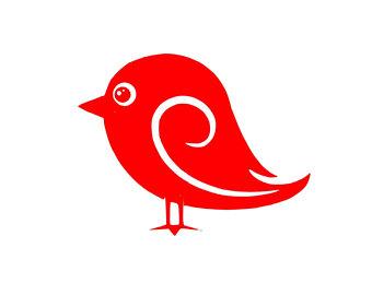 340x270 Love Bird Svg Bird Clipart Love Bird Silhouette Love Birds