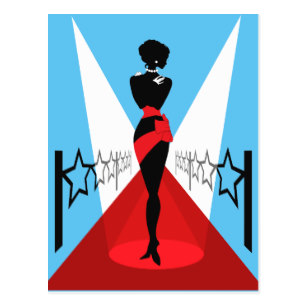 307x307 Woman Silhouette Cards Amp Invitations Zazzle.co.nz