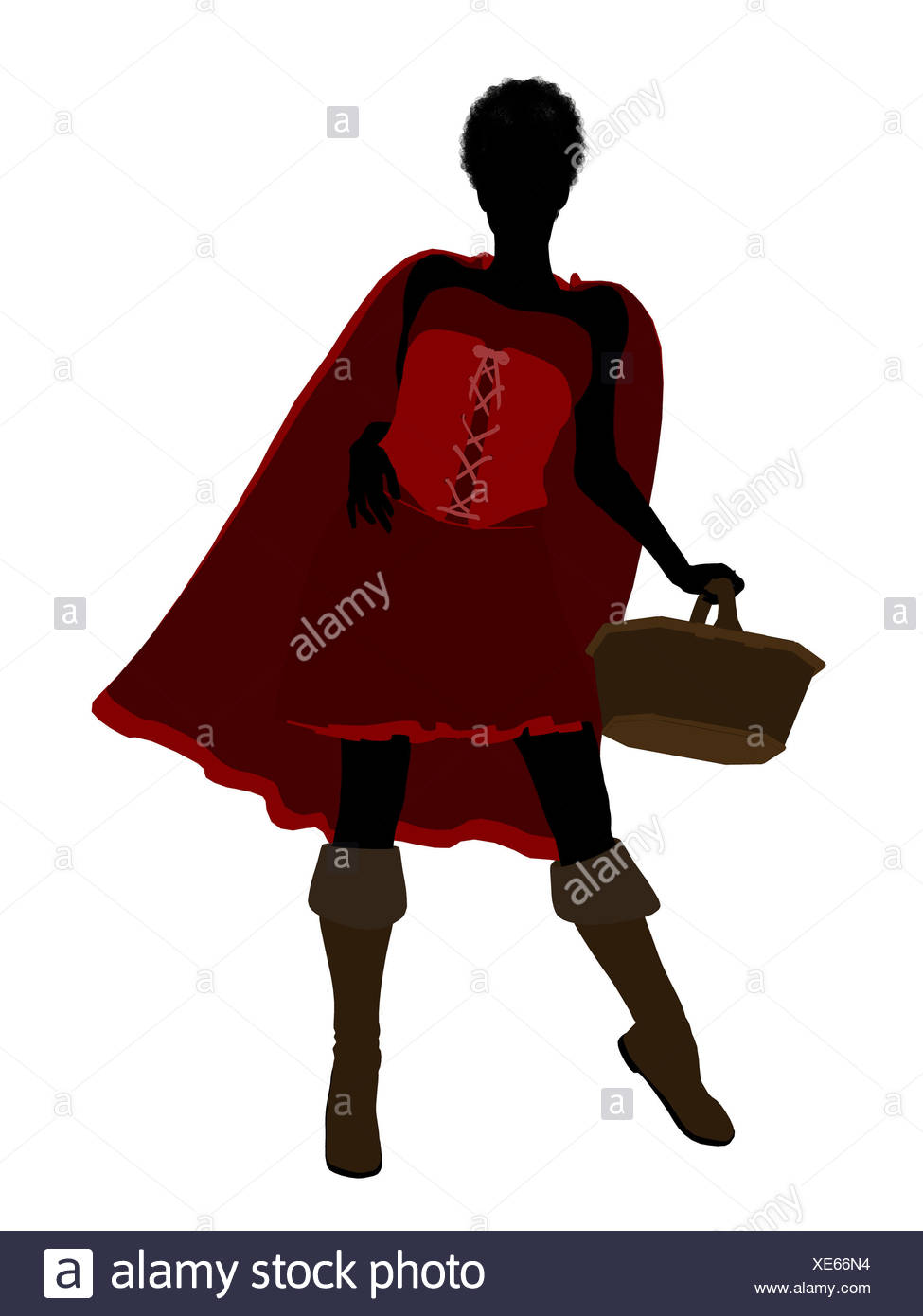 975x1390 Little Red Cape The Wolf Stock Photos Amp Little Red Cape