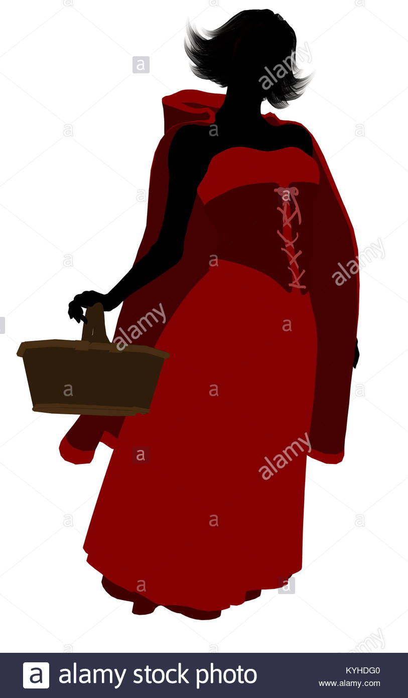 813x1390 Red Riding Hood Illustration Stock Photos Amp Red Riding Hood