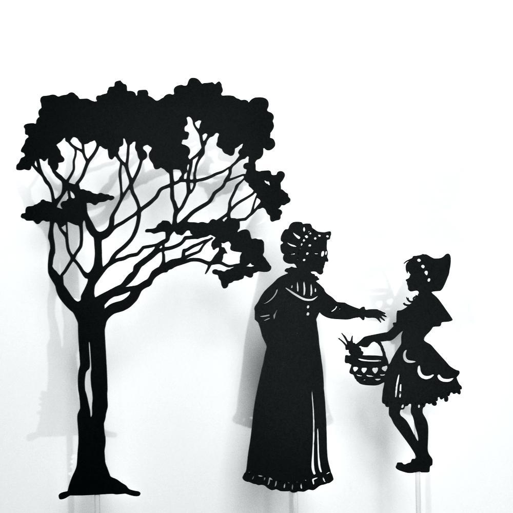 1000x1000 Printable Printable Fairy Silhouette
