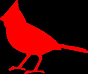 299x252 Cardinal Silhouette Clip Art Printablesgraphics