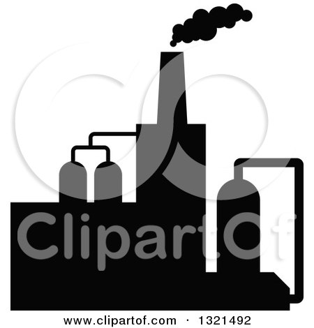 450x470 Royalty Free (Rf) Factory Building Clipart, Illustrations, Vector