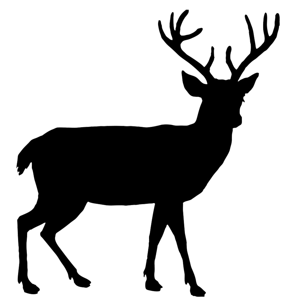 1004x1049 Image Result For Reindeer Silhouette Pattern Inspiration