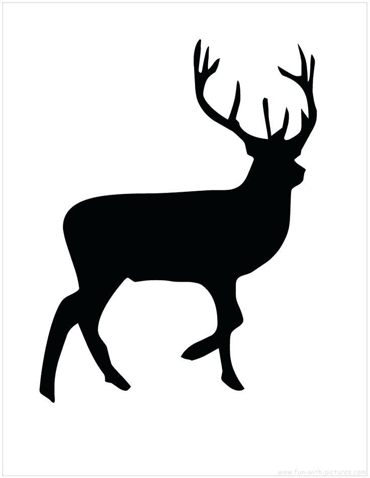 736x952 Free Printable Animal Silhouettes Download Free Clip Art Free