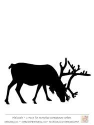 188x250 Free Reindeer Clipart Reindeer Crafts