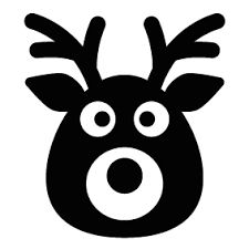 225x225 Image Result For Graphic Reindeer Images Christmas Ideas