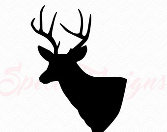 340x270 Reindeer Silhouettes Etsy