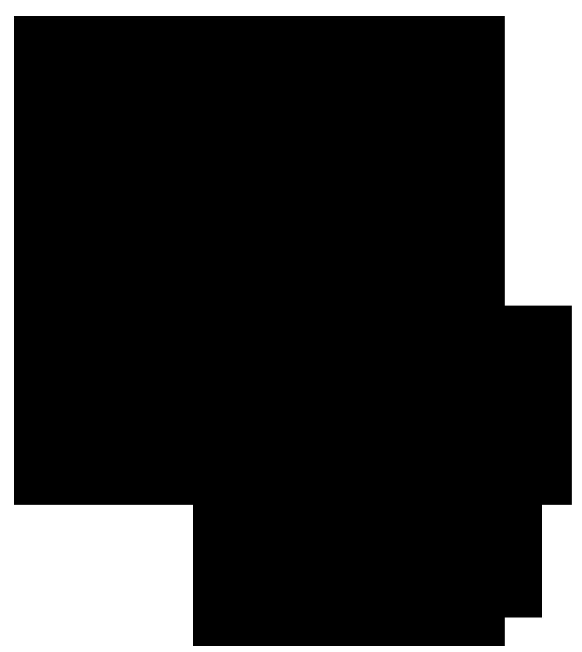 1181x1323 Christmas Silhouettes