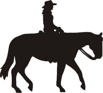 360x325 Western Pleasure Horse Female Rider Ideas For Farm Sign
