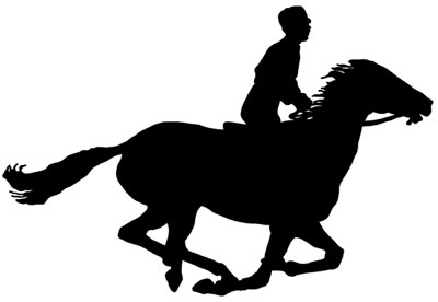 400x276 Of A Horse And Rider