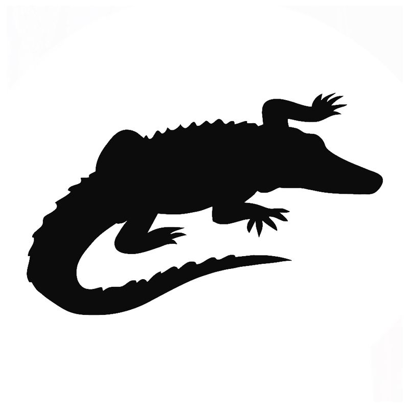 800x800 Wholesale 10pcslot 20pcslot Alligator Vinyl Decals Graphic Jdm