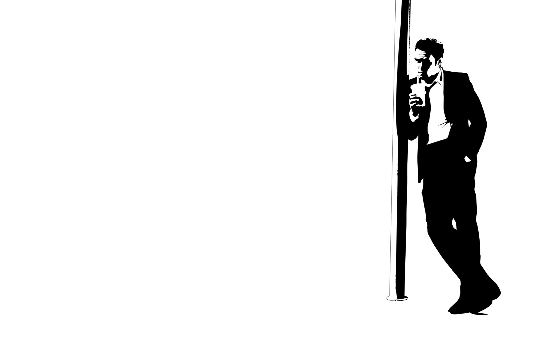 Reservoir Dogs Silhouette