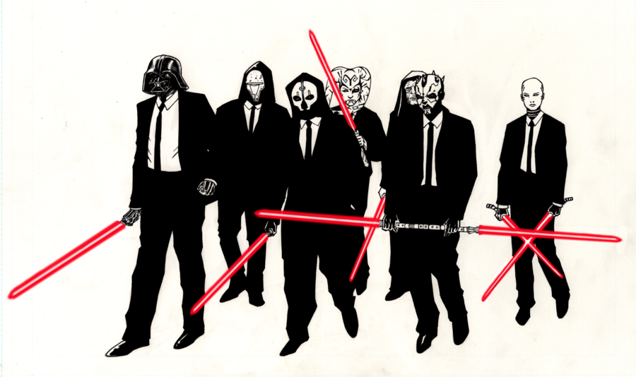 900x534 Star Wars Reservoir Dogs Reservoir Dogs Know Your Meme