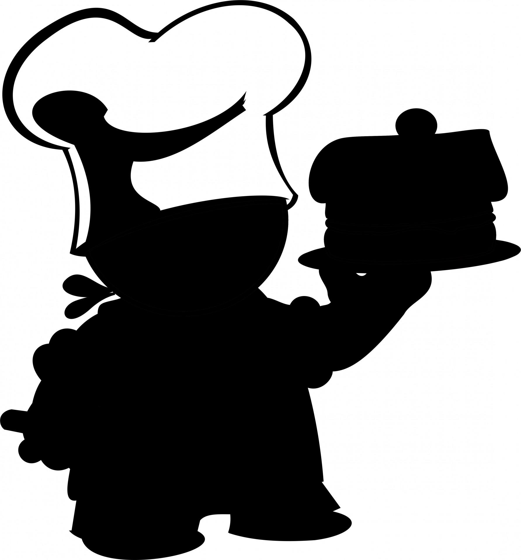 1784x1920 Chef In Restaurant Free Stock Photo