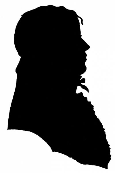 400x600 Revolutionary War Silhouette Revolutionary War Silhouette