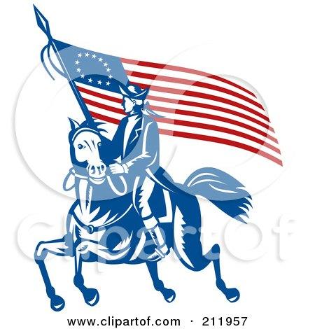 450x470 Royalty Free (Rf) Revolutionary War Soldier Clipart, Illustrations