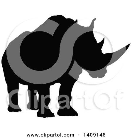 450x470 Royalty Free (Rf) Rhino Clipart, Illustrations, Vector Graphics