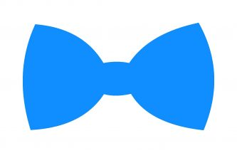 333x215 Bow Tie Clipart Black Ribbon Many Interesting Cliparts