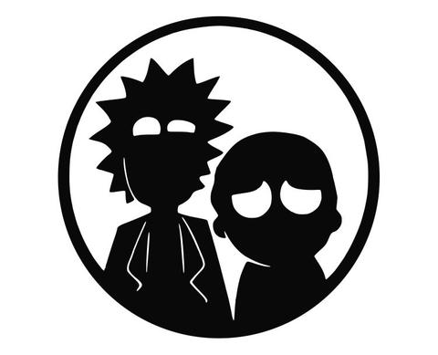 The Best Free Rick Silhouette Images Download From 47