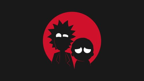 500x281 Image Result For Rick And Morty Silhouette Halloween
