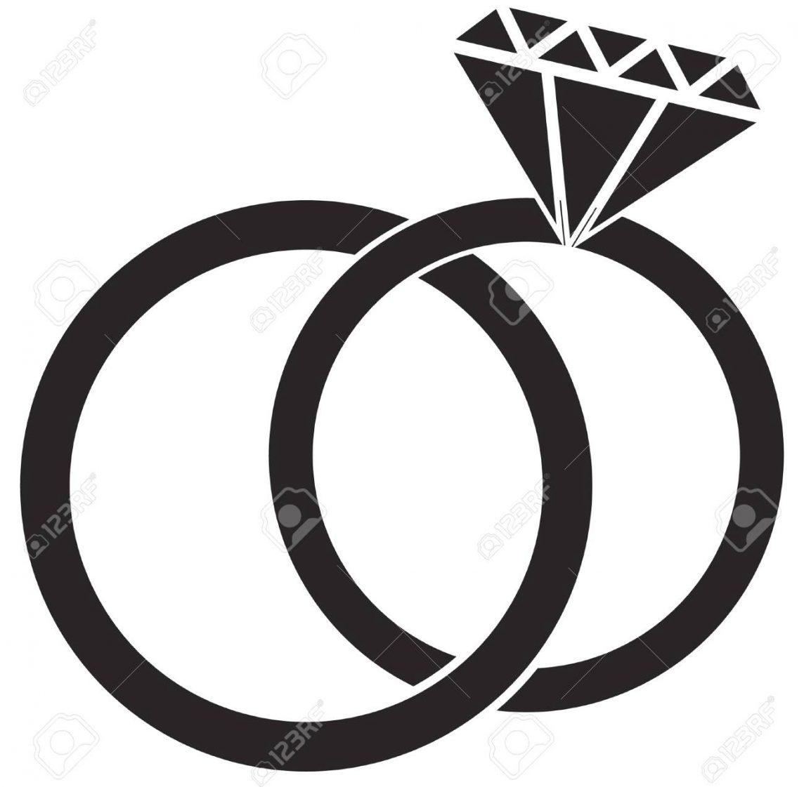 1144x1121 Wedding Ring Silhouette